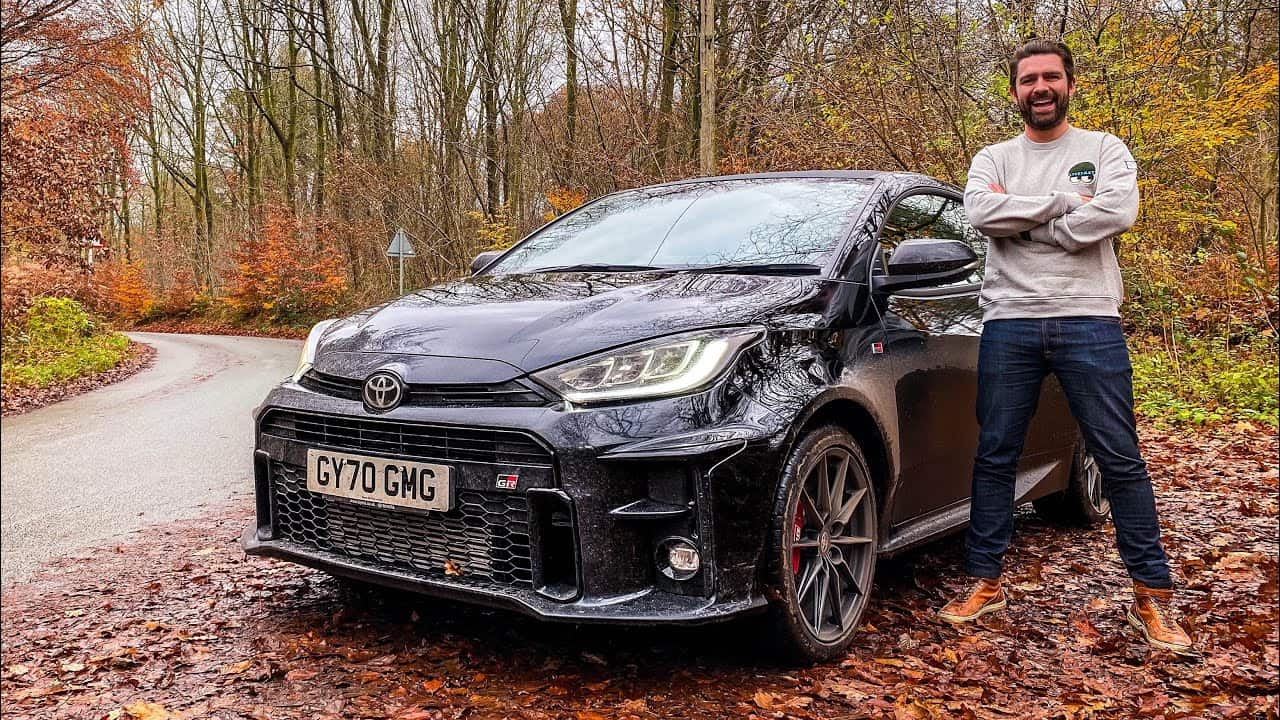 Toyota GR Yaris: A blistering sizzling hatch built for racing that is motorway-acceptable