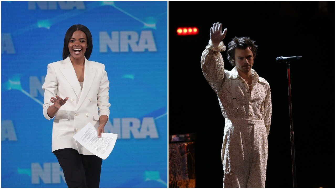 Candace Owens Precise Played Harry Types Esteem an Adorable Fiddle