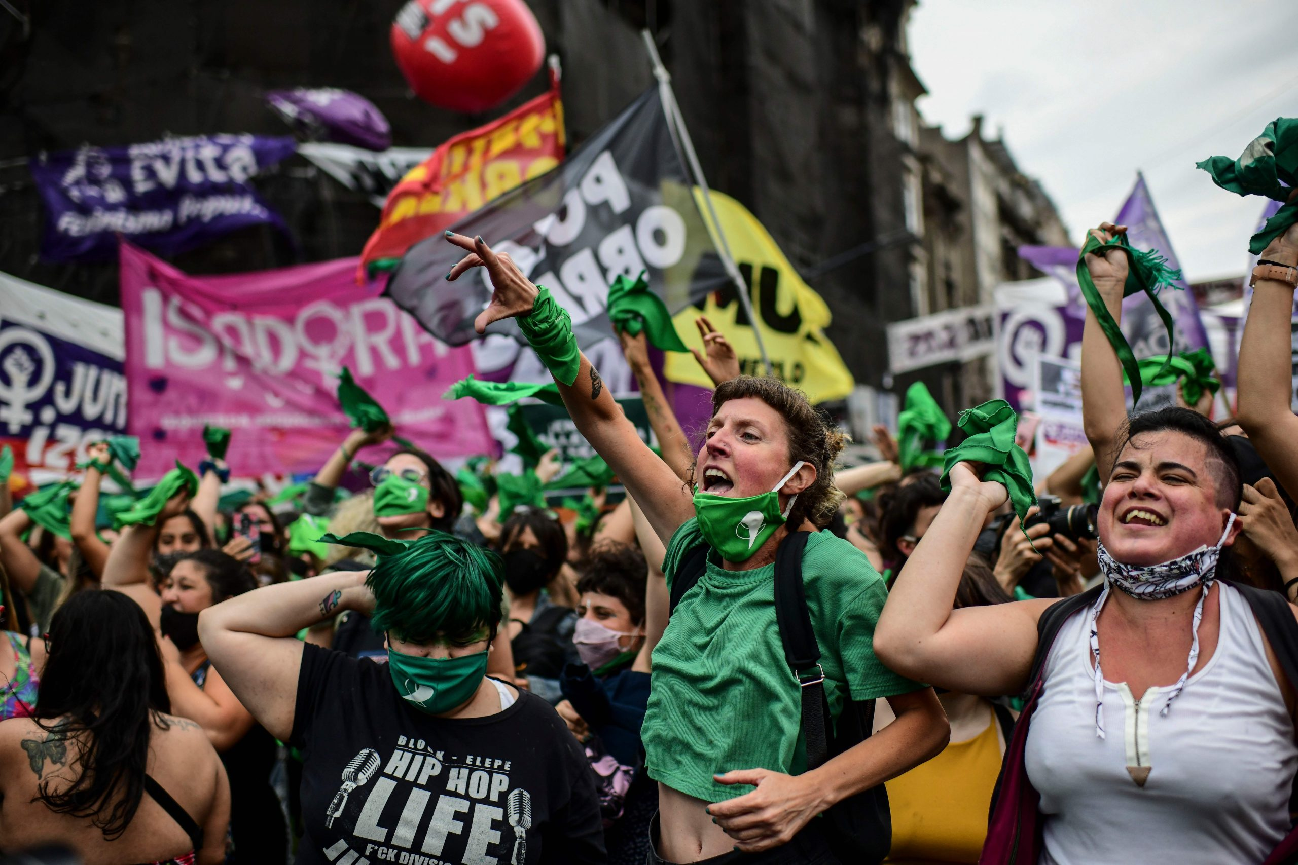 Argentina Is One Step Away From Legalizing Abortion