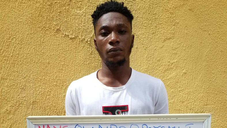 Offa Poly pupil to exhaust 9 months in penal complex over $235 scam