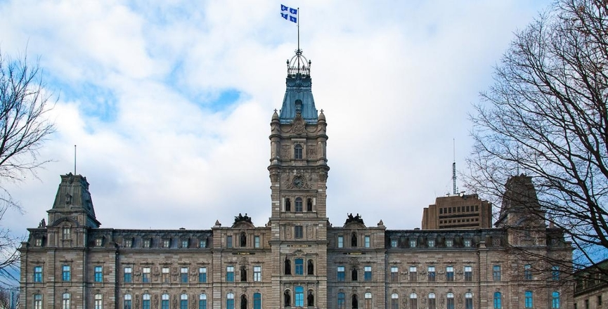 Dazzling and political agendas asserted on the backs of Quebec's Muslim communities