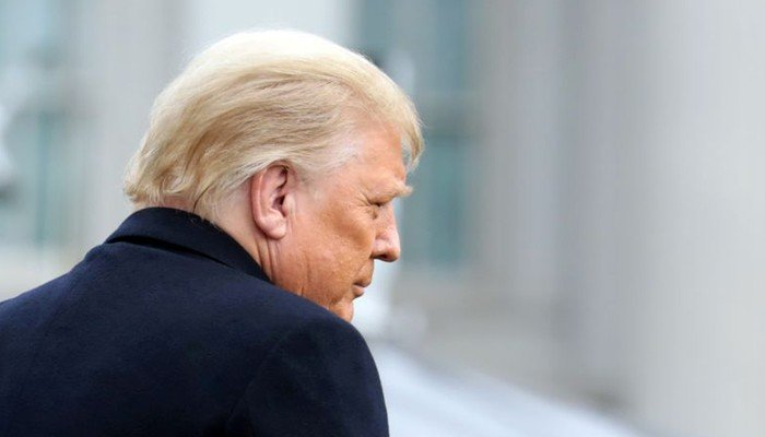 After the White Dwelling, US President Trump faces unsure future and acceptable threats
