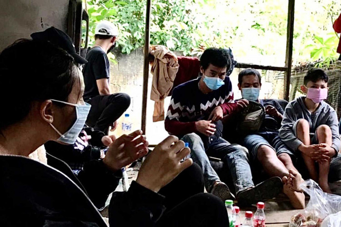 Vietnamese unlawful migrants arrested in South