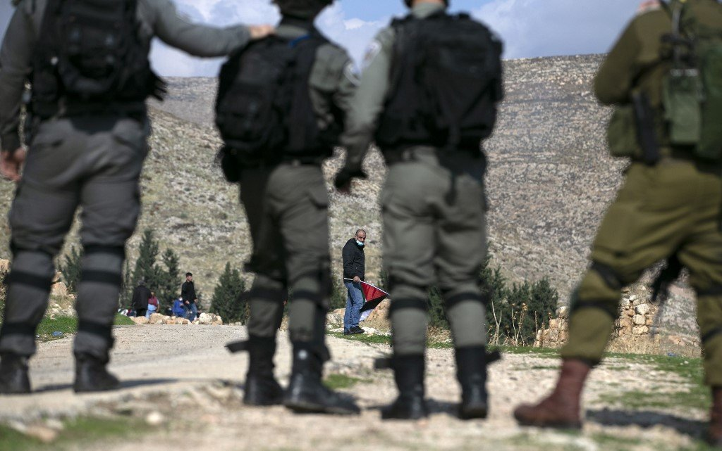 Jordan condemns Israeli bill legalizing settlement outpost on Palestinian territory