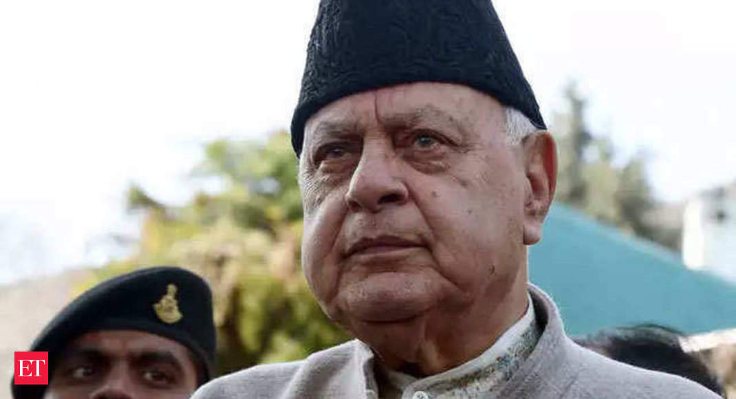 J&K cricket rip-off: ED attaches properties of Farooq Abdullah below PMLA act