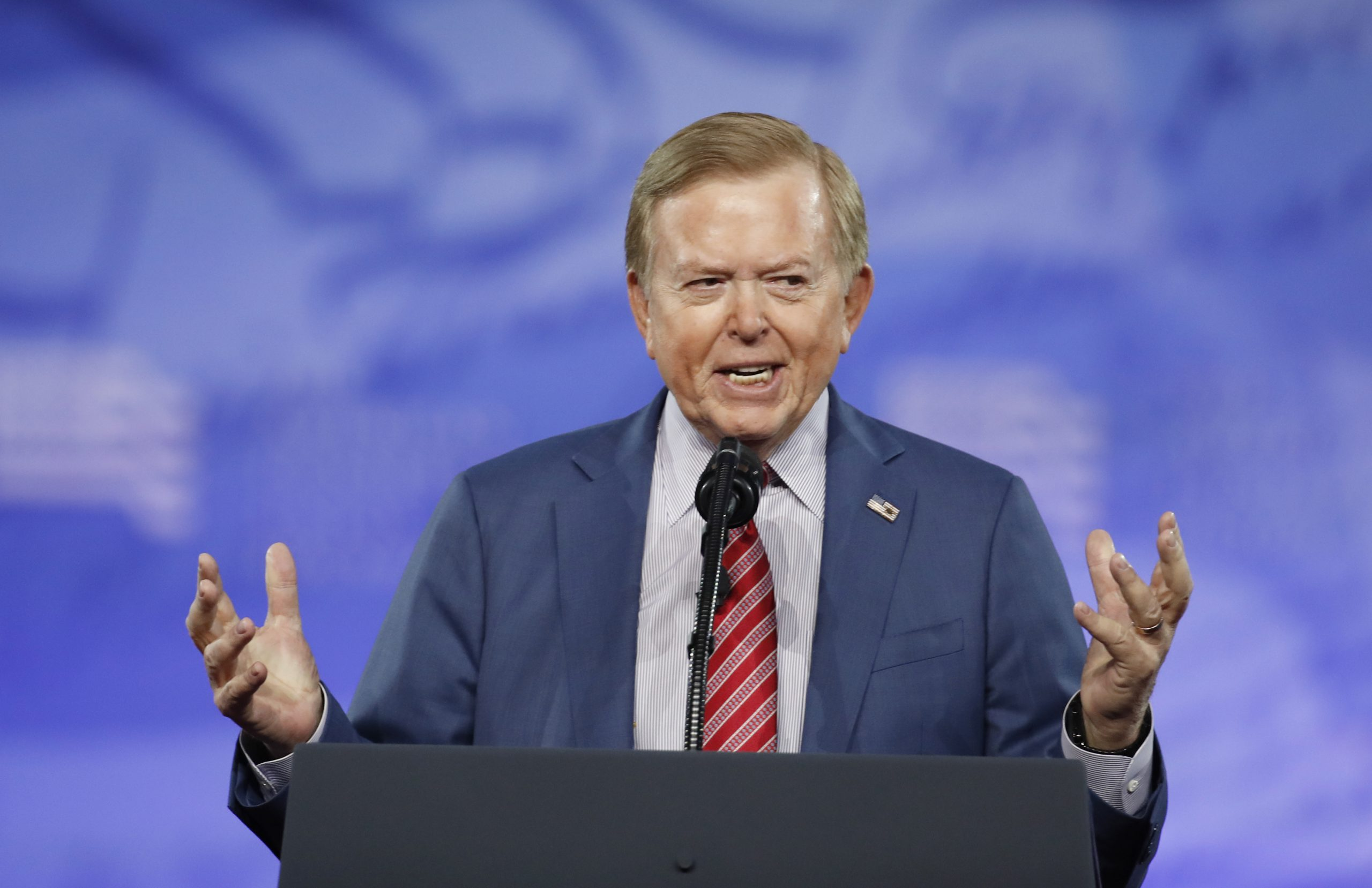 Lou Dobbs Airs Segment Refuting Election Fraud Claims — Including His Like — In Wake Of Right Possibility