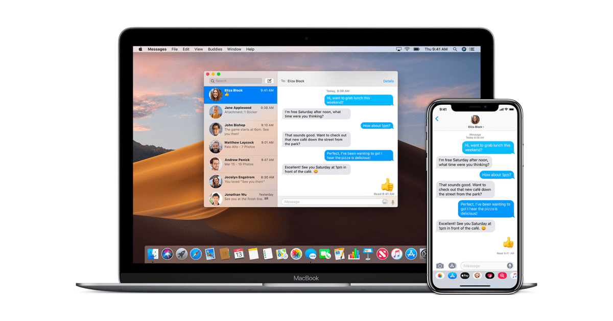 Apple @ Work: iMessage is a frightening instrument for the quandary of business and might perchance perchance well perchance even trigger lawful complications