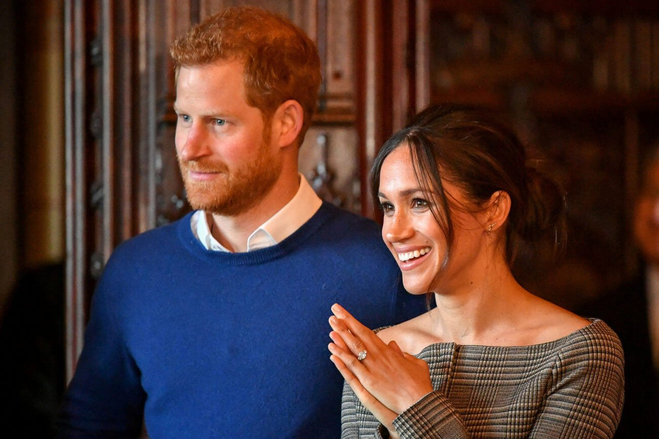 Does Meghan Markle & Prince Harry Exit Set aside a Royal Family Decline?