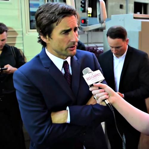 Luke Wilson hasn't been approached for 'Legally Blonde 3' but
