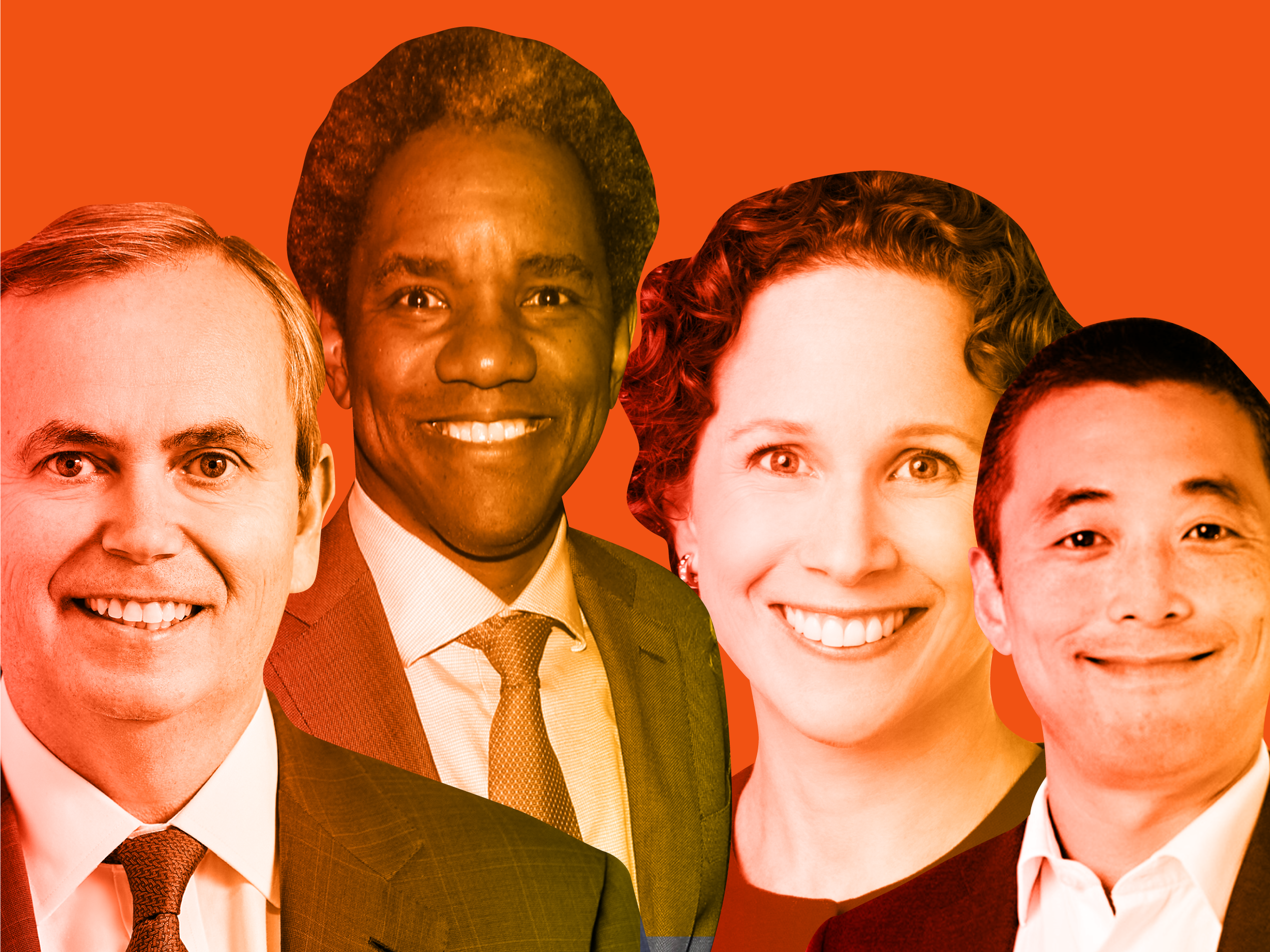 18 appropriate headhunters identify the supreme rainmaker strikes of 2020, from M&A and IPO pros to regulatory specialists