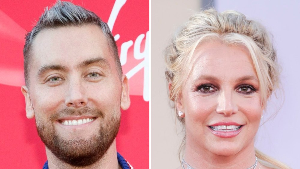 Lance Bass: We 'Could presumably furthermore just mute Indubitably Listen' to Britney Spears Amid Legal Drama