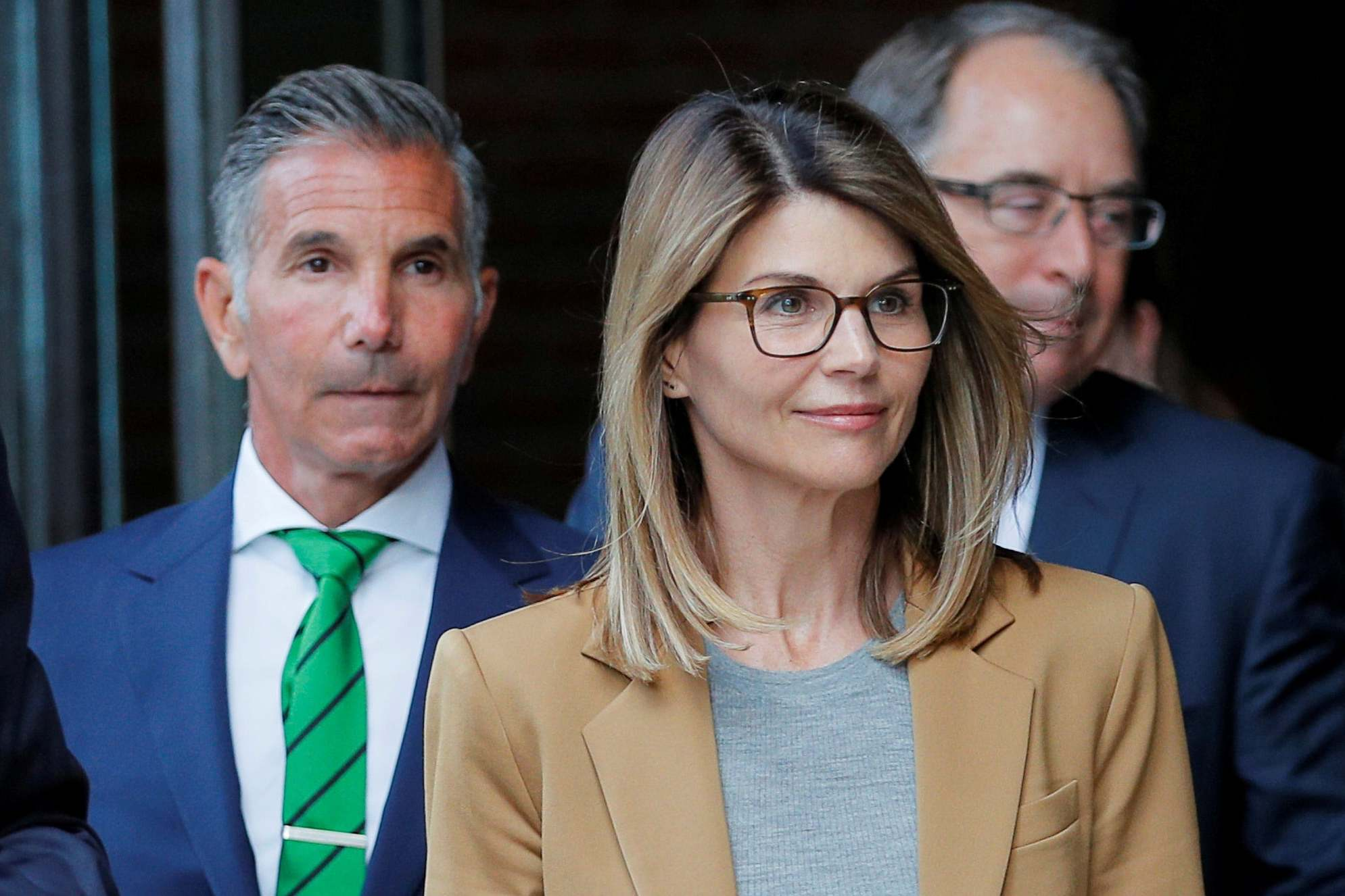 Lori Loughlin released after serving jail term for university bribes scam
