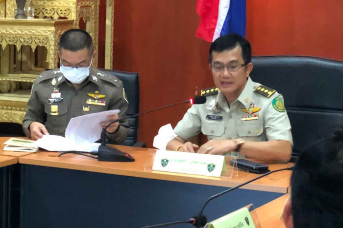 Thanathorn's mother accused of wooded discipline encroachment
