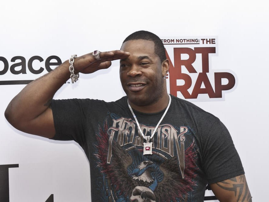 Busta Rhymes Recounts Myth Eminem Collab – Stammer Rappers, Dangle Notes