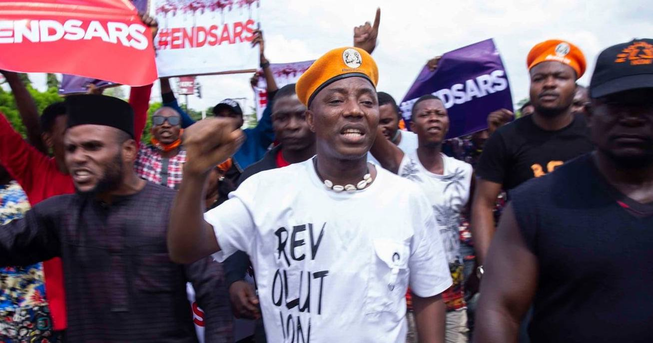 How Sowore, Others Had been Illegally Arrested, Brutalised In Abuja