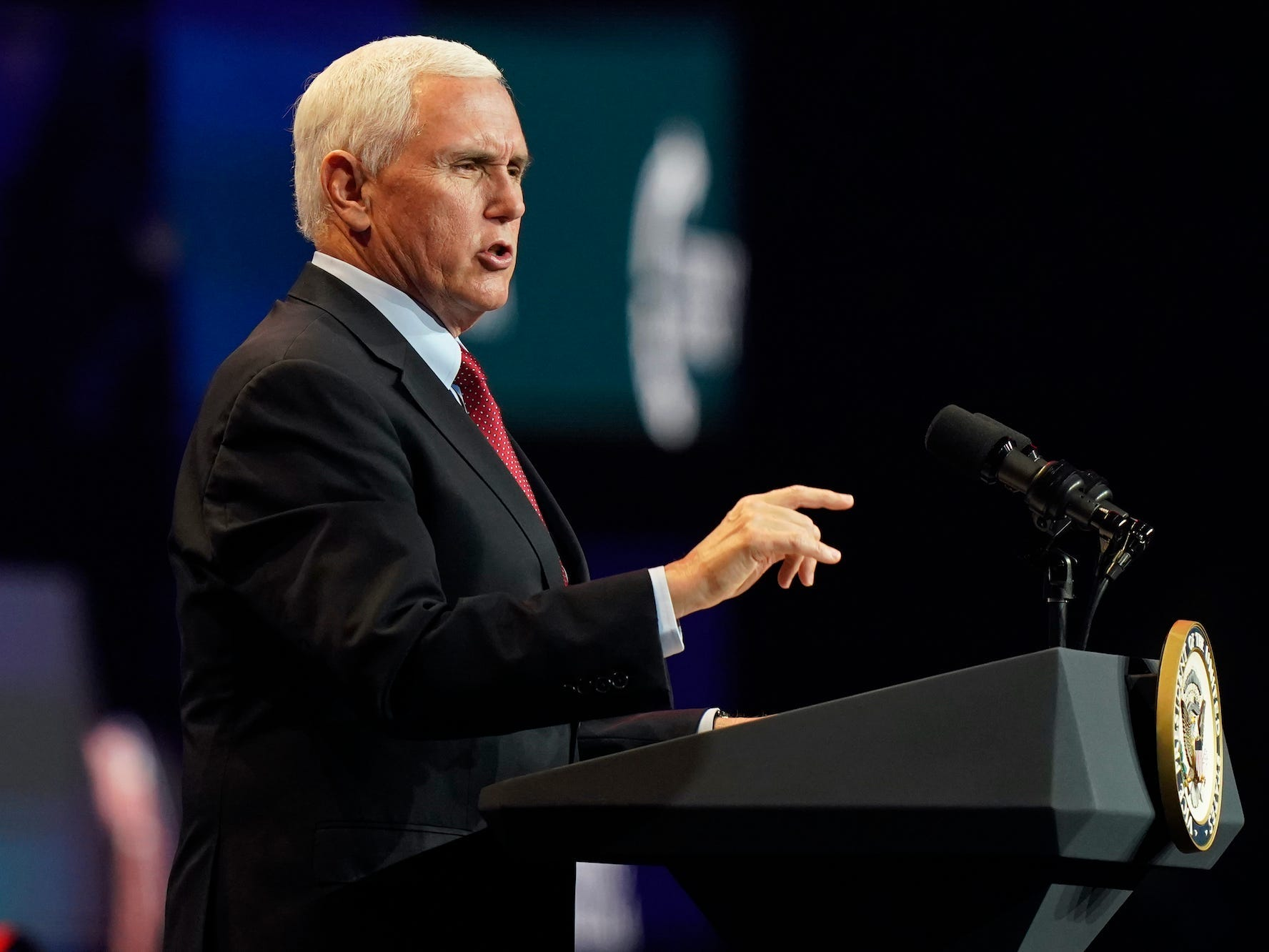 Pence asked a specialise in to assassinate a lawsuit filed by Trump followers attempting to in finding to empower him to overturn Biden's election lift on January 6