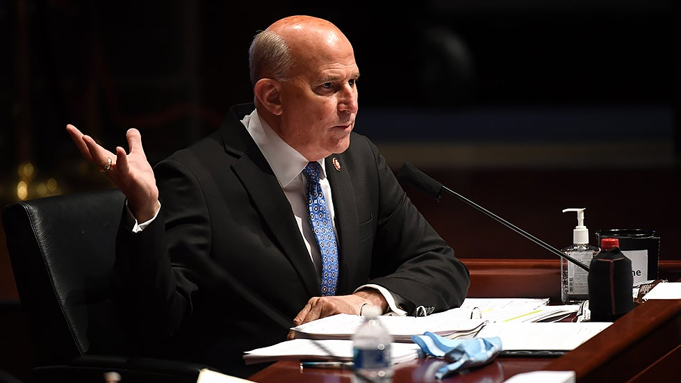 Appeals court dismisses Gohmert's election swimsuit in opposition to Pence