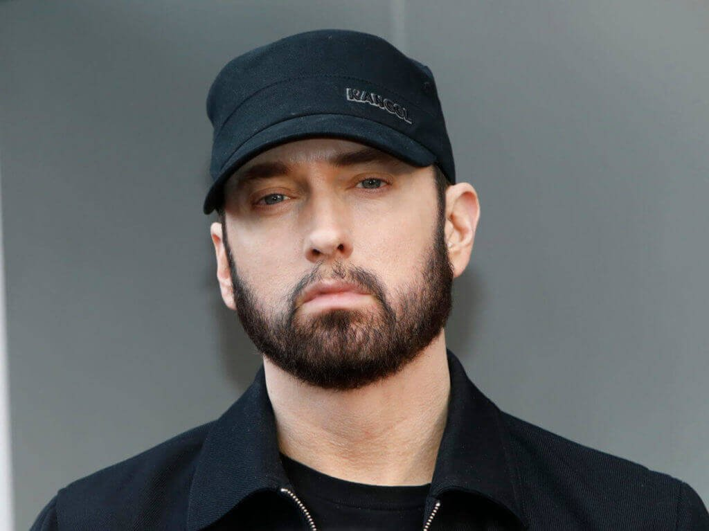 Eminem Is Abet & Shrinking as Ever With Unique Diss to Machine Gun Kelly