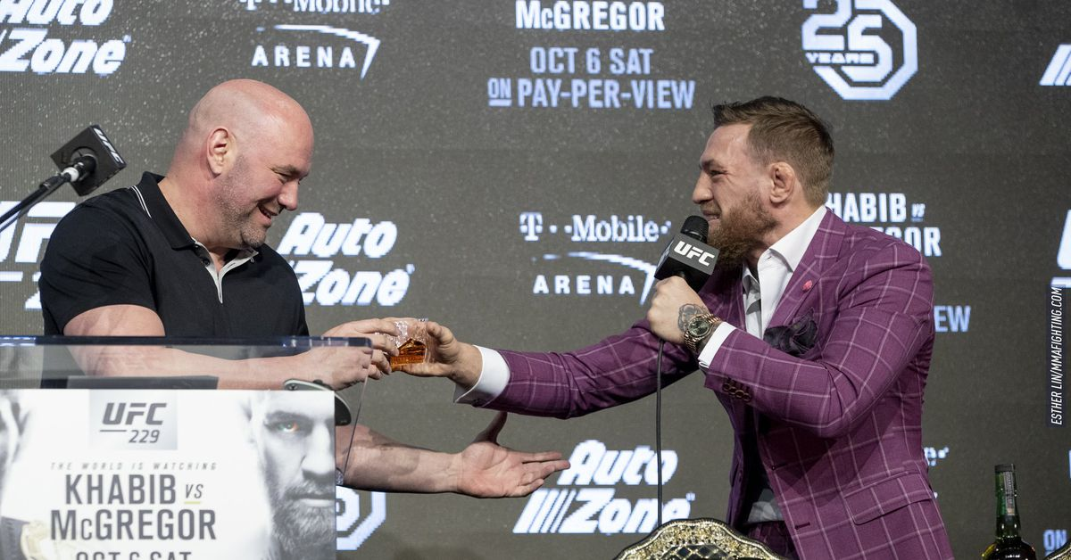 Morning Characterize: Dana White promises 'surprise' for all these planning to pirate UFC 257