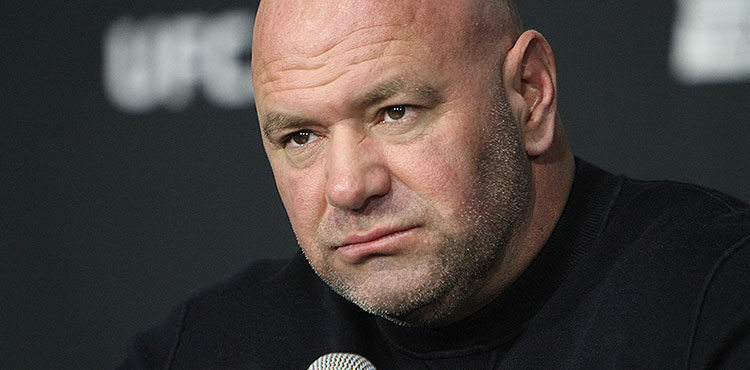 Video: Dana White weighs in on Jon Jones vs. Israel Adesanya, a whole lot of other bouts