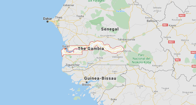 Three Tonnes Of Cocaine, Hidden In Salt Shipment, Stumbled on In The Gambia