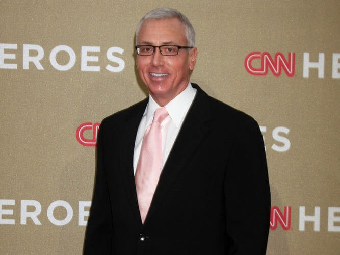 Covid Claims Its Hottest Victim: The Credibility of Dr. Drew