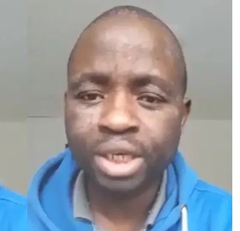 Nigerian Man Stranded In Europe For 5 Years, Begs To Be Deported
