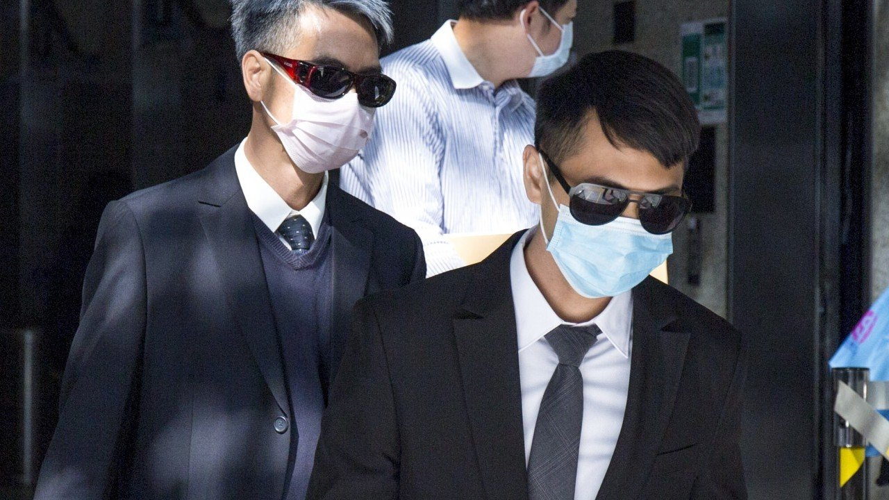 Four Hong Kong police constables who unknowingly met spy over raid tip-off accused of colluding with triad