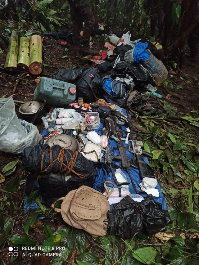 NPA amazon killed, one more wounded come up captured in Surigao del Norte