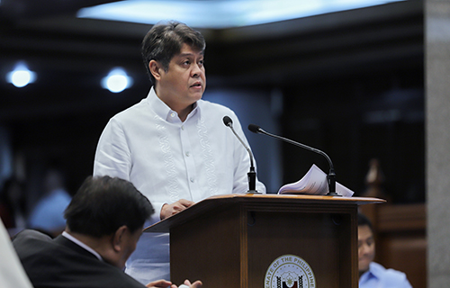 Science, no longer politics, can also merely light rule Chinese language vaccines donation — Pangilinan