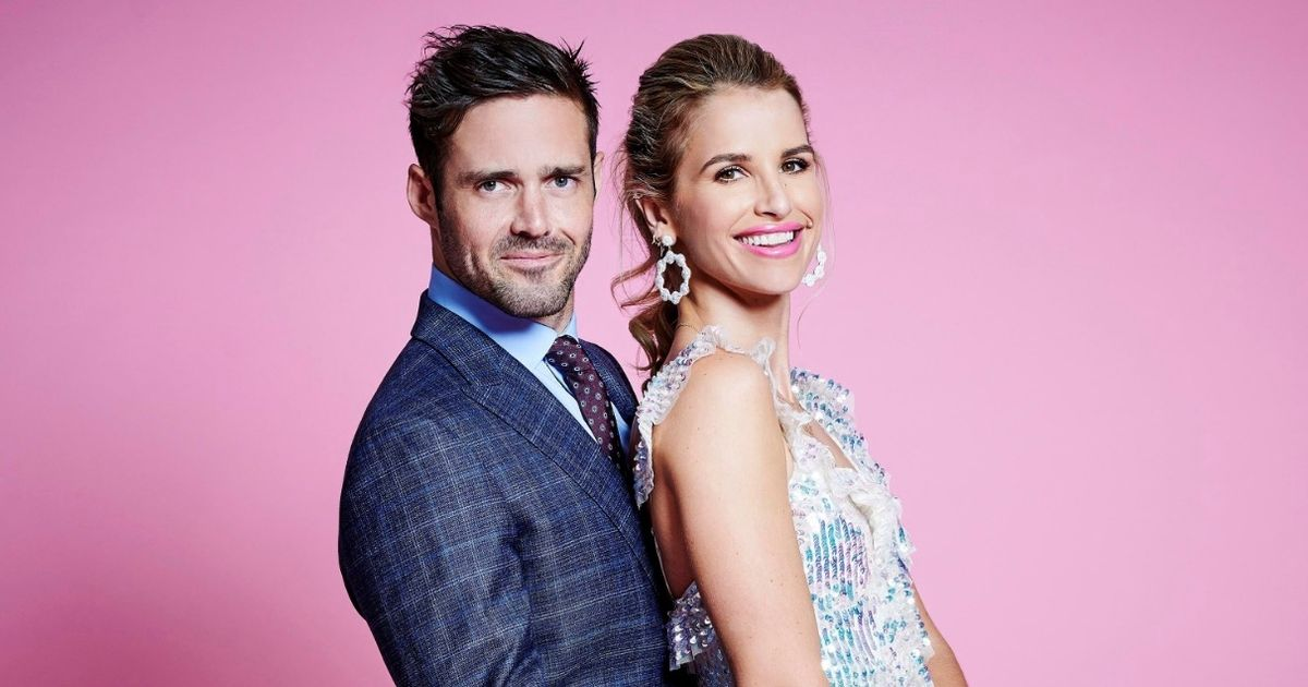 Vogue Williams begs hubby Spencer Matthews to receive kids Irish passports