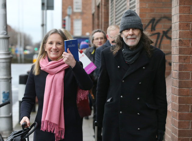 Gemma O'Doherty and John Waters initiate appeal over court's dismissal of honest action