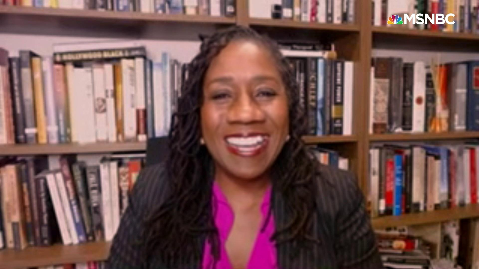 'It's big to admire your name on immediate lists': Sherrilyn Ifill acknowledges SCOTUS rumors