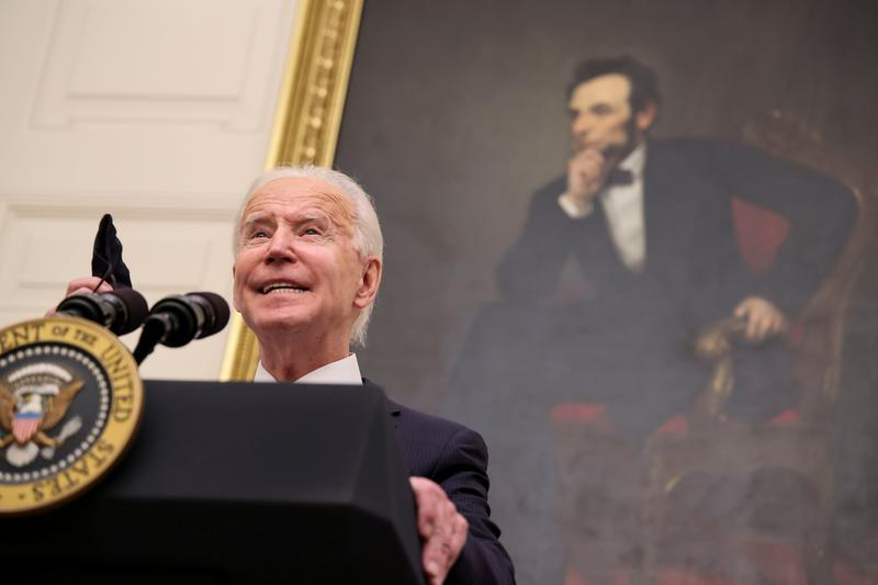 Biden's courageous immigration overhaul might maybe maybe maybe also honest face a Republican wall in Congress