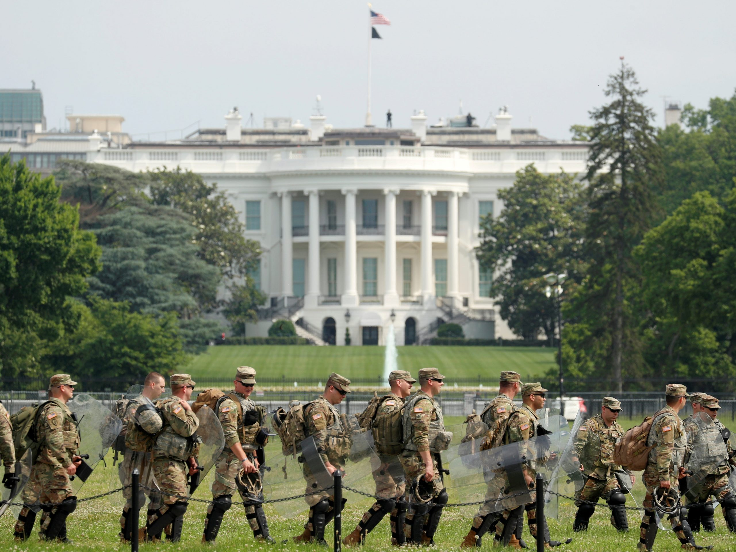 Virtually 1 in 5 of the rioters charged in Capitol rise up are military veterans, gape displays