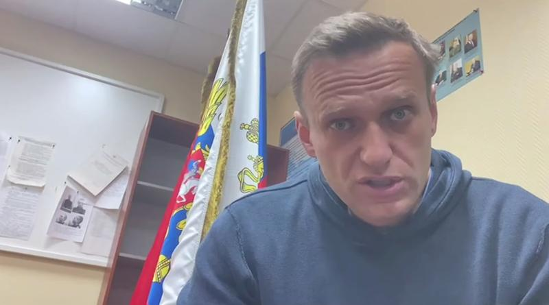 Kremlin says deliberate pro-Navalny bellow is unlawful, work of 'provocateurs'
