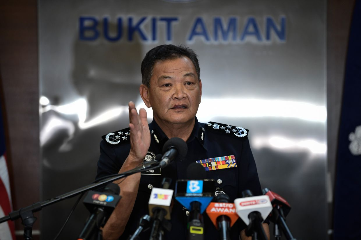 'Green light' for gambling syndicates to operate? This type of malicious lie, says IGP