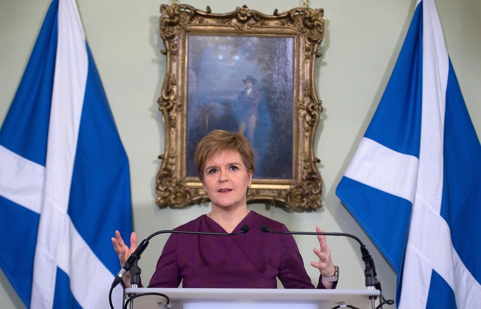 Scottish chief vows to withhold simply independence vote