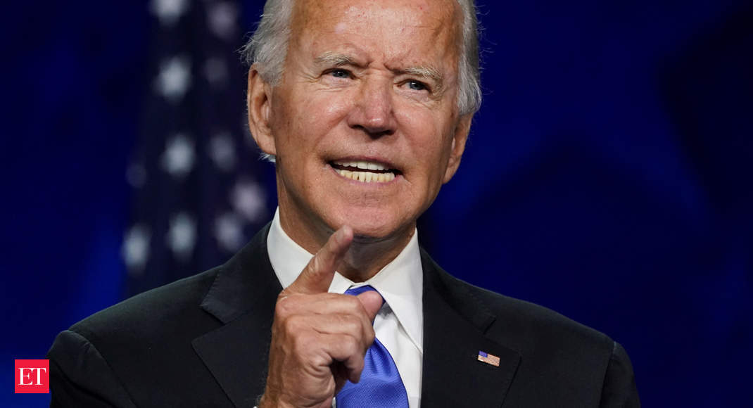 Biden's immigration idea could per chance well presumably be risky for Democrats