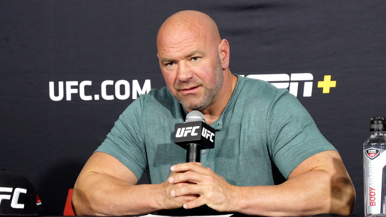 Dana White finds what came about with UFC 257 illegal streamer company used to be targeting: 'Valid lunge'