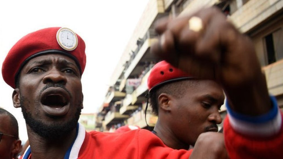 Court in Uganda principles condo arrest of Bobi Wine illegal