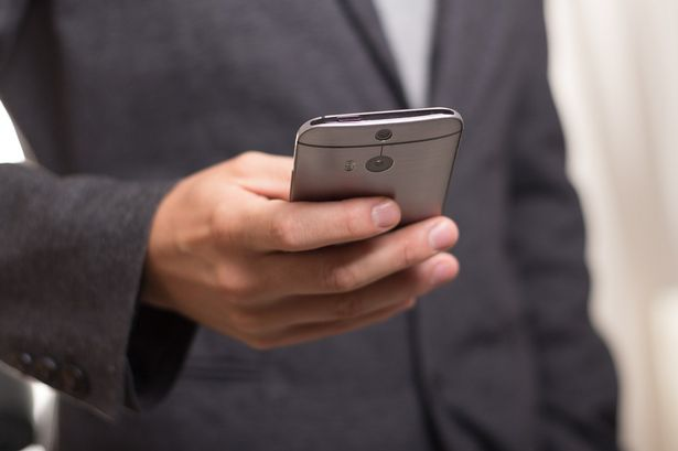 Warning over insurance coverage rip-off text that would drain your checking story