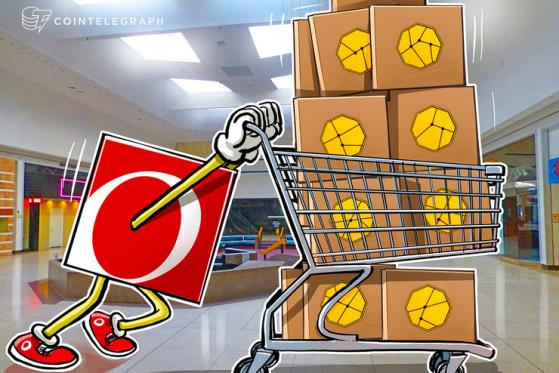 Overstock spins its blockchain subsidiary into crypto investment fund By Cointelegraph