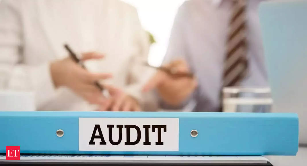 Original laws for auditor, firm sec our bodies in offing