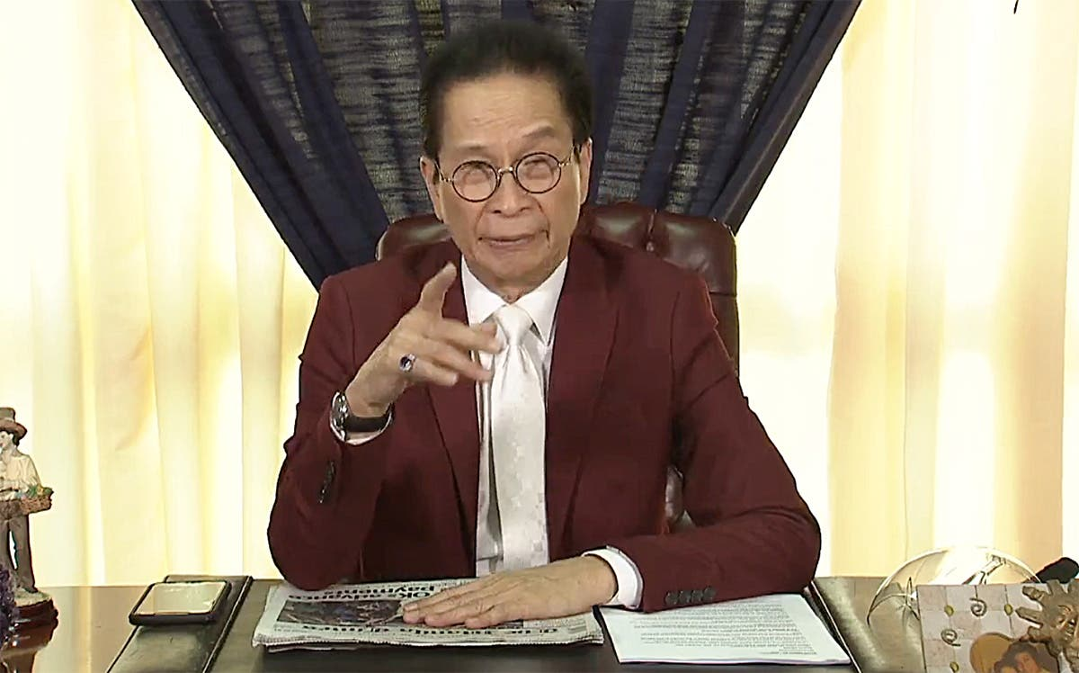 Duterte-Duterte in 2022 has 'no merely obstacle'–Panelo