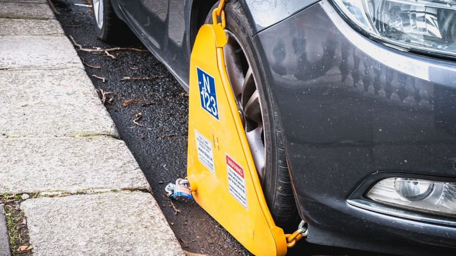 City council clamping revenues stall as unlawful parking down 50%