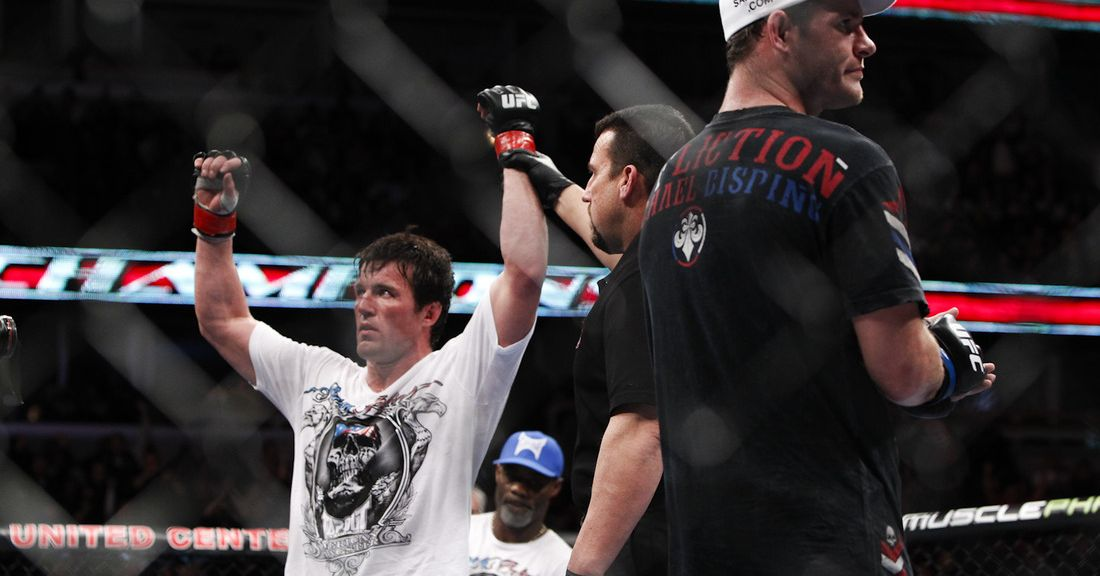 Retro Theft Evaluate: Chael Sonnen vs. Michael Bisping at UFC on FOX 2