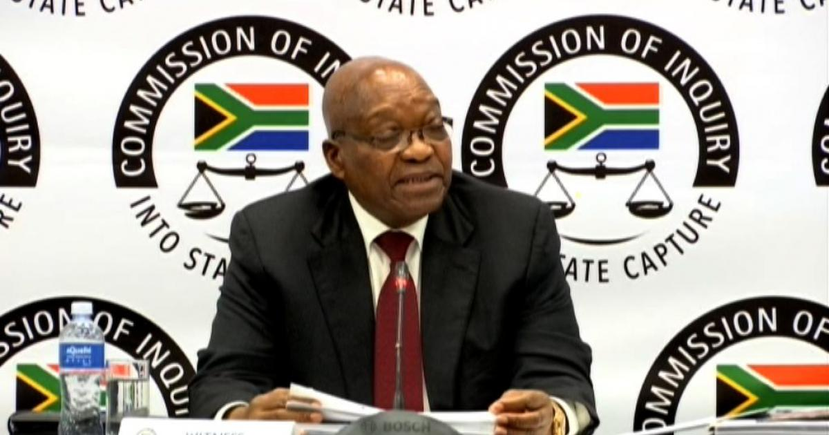 ConCourt rules Zuma must appear and testify at Zondo Commission