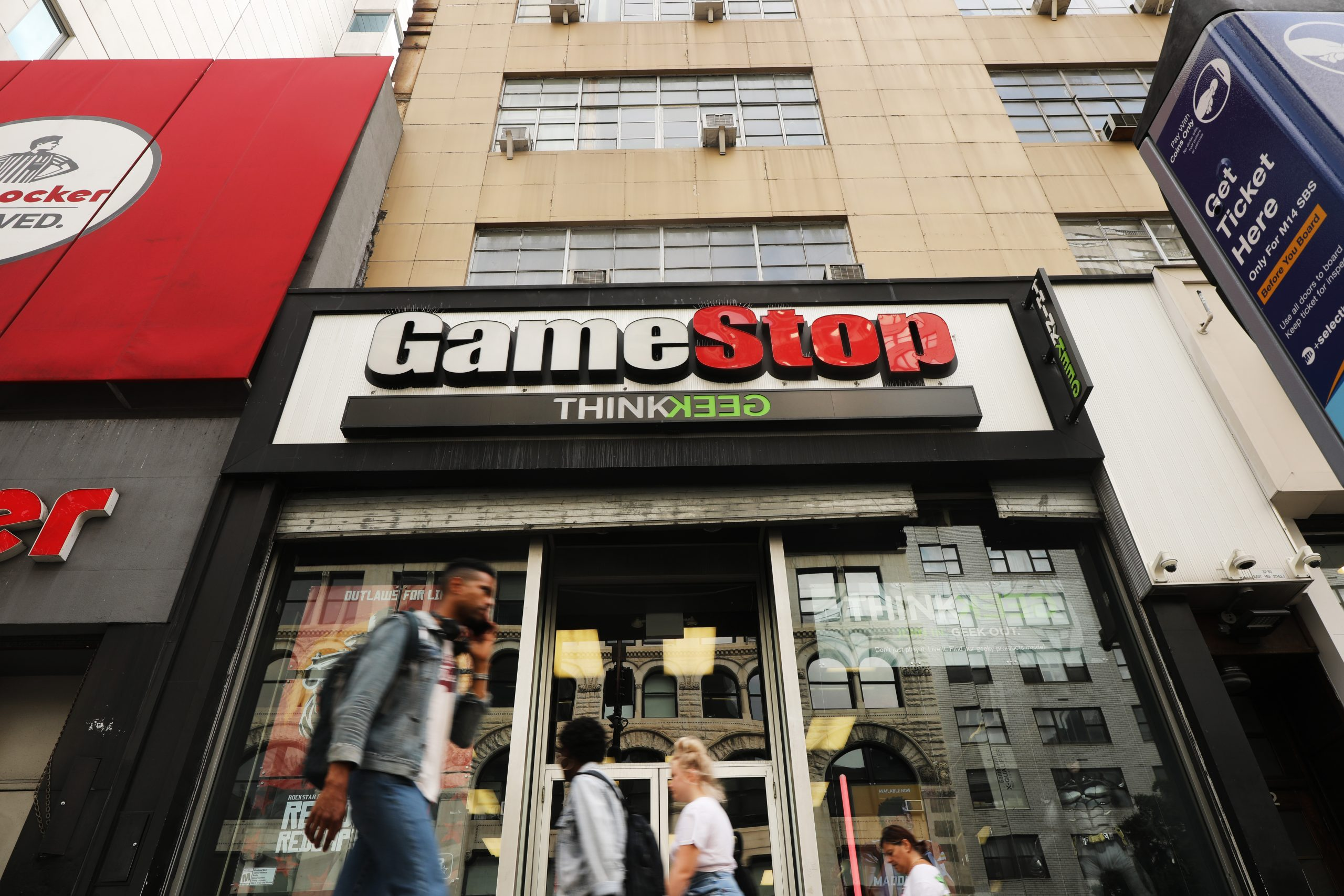 What the GameStop Rally Has Published About Financial Media