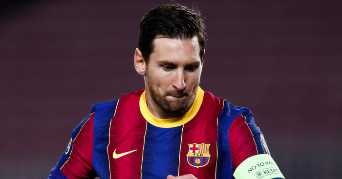 File claims Messi ready to put off accurate action over thoughts-boggling contract leak